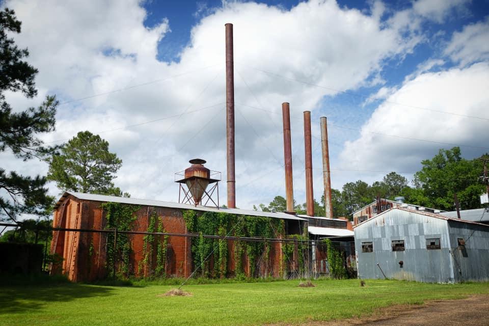 SFHM sawmill powerhouse
