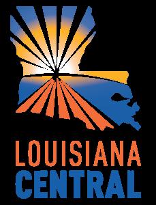 Louisiana-Central-Vertical-logo